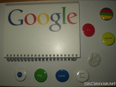 Souvenirs de Google