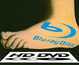 El fin del HD-DVD