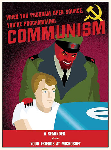 Open Source Comunism