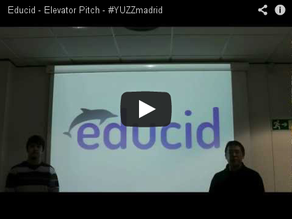 Elevator pitch educid